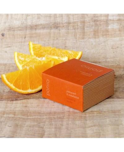 Pomaranč a eukalyptus - masážna kocka