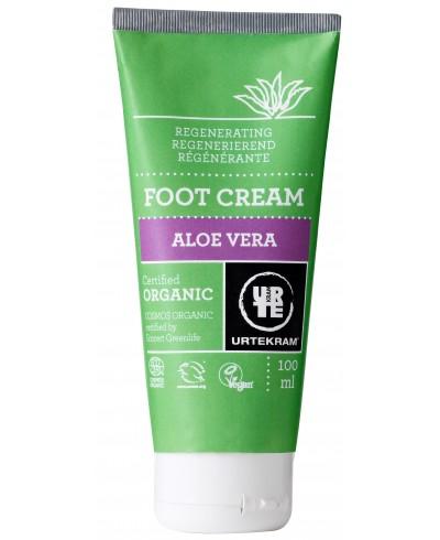 Regeneračný krém na nohy s Aloe vera