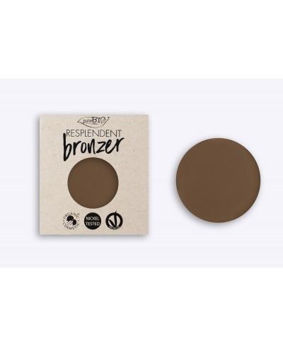 Bronzer matný 02 - náplň