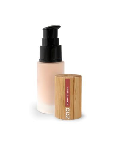 Hodvábny tekutý make-up 710 Vzorka