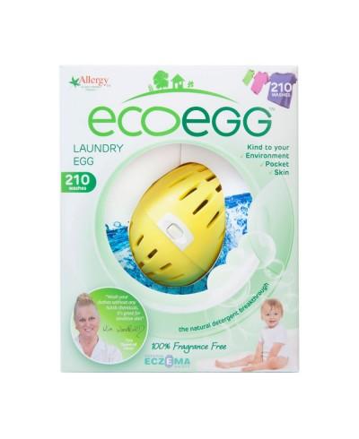 Pracie vajíčko na 210 praní - bez vône