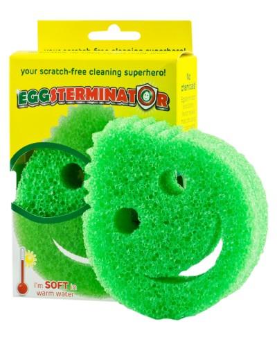 Univerzálna hubka na čistenie - Eggsterminator
